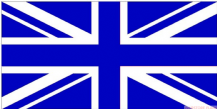 UNION JACK (ROYAL BLUE) - 8 X 5 FLAG
